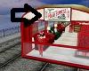Xmas Polar Express Sign