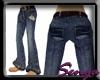 Modern Jeans Hip Huggiz
