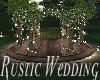 Rustic Wedding Gazebo