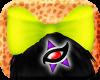 K~ Yellow Head Bow