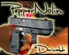 Lady's Palm Gun