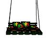 Rustic Weed Swing