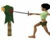 Sword Practice Dummy