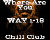 Where Are You -Club-