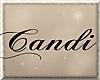 ¢| Candi Name Sign
