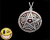 ~MDB~ PENTAGRAM NECKLACE