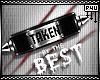 -P- Taken Sticker