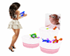 Baby Girl Toy Box