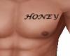 Honey tattoo
