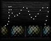 *K* Wall String Lights