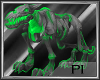 PI: Hellhound Green Pet