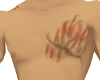 Blood Scar Skin 0.5 40%