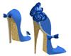 Zapato blue D.E
