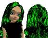 Lime and Black Godiva