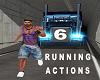 Running Action 6 spots