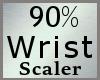 Wrist Scale 90% M A
