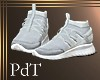 PdT White Kicks M