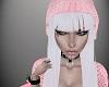 Pink Hat + Hair Raja