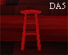 (A) Dark Tavern Stool