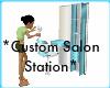 *Custom Curling Station*