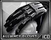 ICO Alliance Arm-Glove M