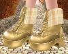 Cream Boots V1