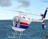 American Airlines Copter