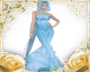 Sea Royalty Gown