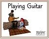 RHBE.Playing Guitar