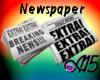 Newspaper Enhancer