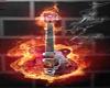[em] flaming guitar 2