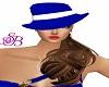 (SB) Classy Blue Hat