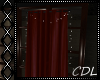 !C* O Red Curtain