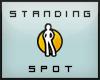 *P* Spot standing