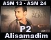 Alisamadim P2 |Q|