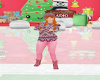 kids ginger pink winter