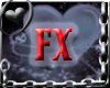 FX Sparkle Heart Frame
