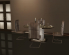 AMARE DINING TABLE