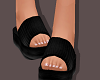 Cozy Slippers blk