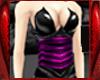 !!n  purple corset