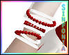 Blood Red Bracelet