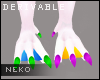 [HIME] Drv. Webbed Feet