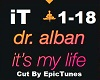 It's My Life-Dr Alban Rm