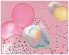 |K 💖 Holo Balloon