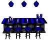 blue hearts bar