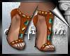 d3✠ Summer Boho Heels