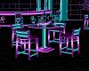 Acid Kitty Bar Tables