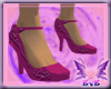 *EVE* Pink Cover Heels