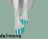 ChocoKat Feet Paws