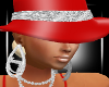 (YSS)So Sexy Hat *Red